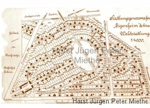 Bahnhofsiedlung Erkner